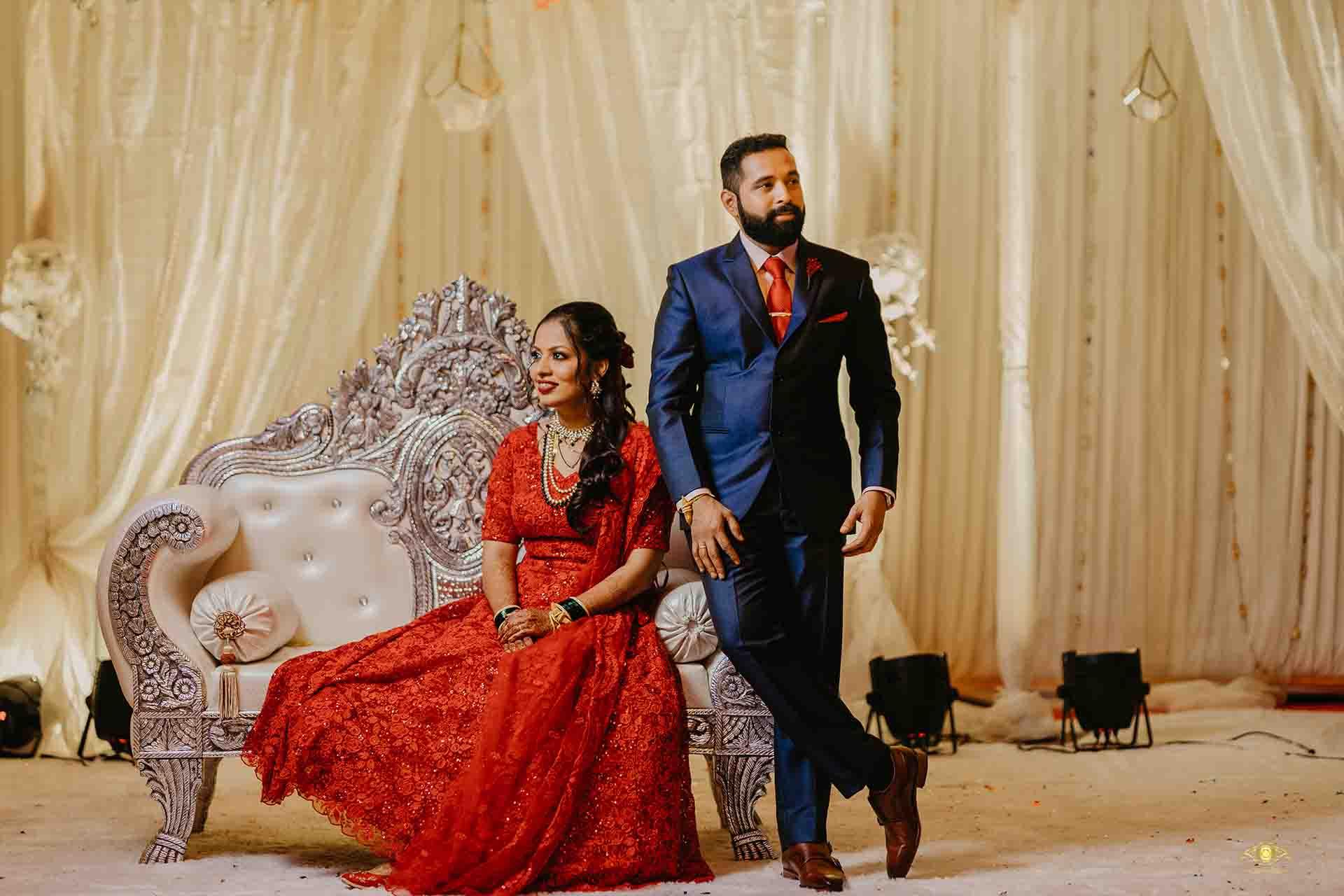 Aniket x Krutali Wedding Mumbai